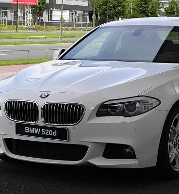Запчасти для ТО BMW 520d
