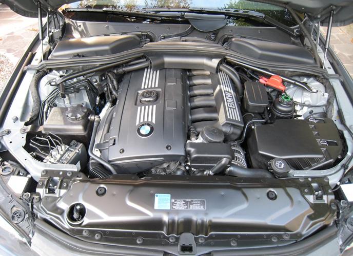 Запчасти для ТО BMW 523i N53