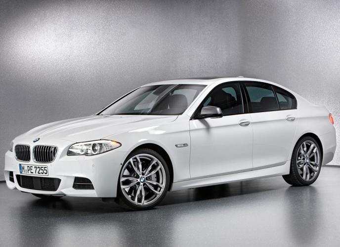 Запчасти для ТО BMW 550i