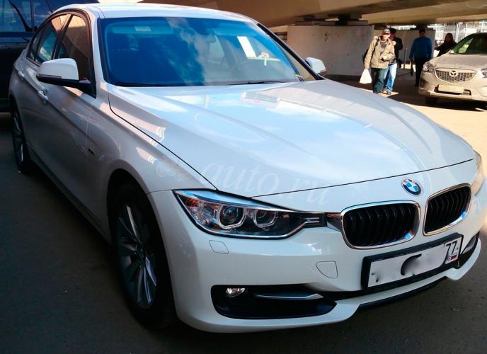 Запчасти для ТО BMW 335i
