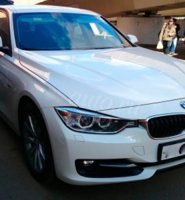 Запчасти для ТО BMW F30 325d