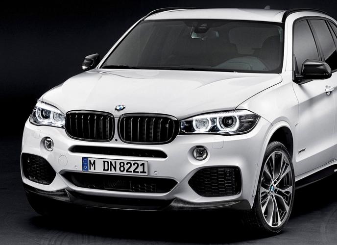 Запчасти для ТО BMW X5 2.5d F15