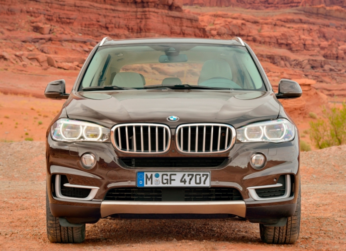 Запчасти для ТО BMW X5 3.0dX F15