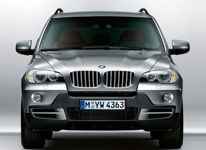 Запчасти для ТО BMW X5 5.0i E70N