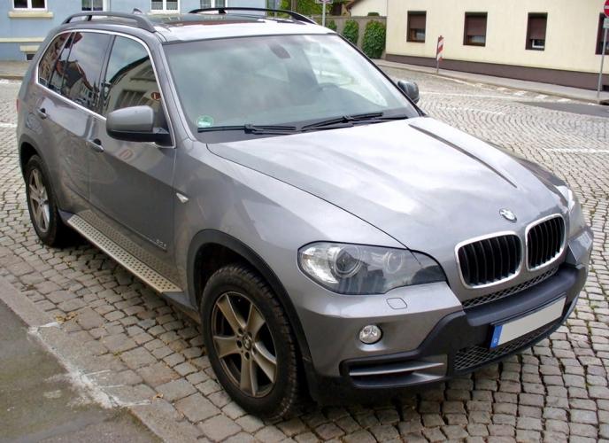Запчасти для ТО BMW X5 3.0d E70